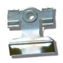 Clasp for board fixation